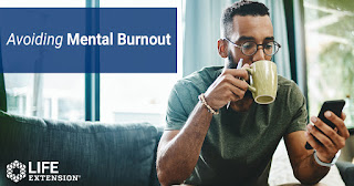 "According to the World Health Organization, this is officially known as ""burnout syndrome"""