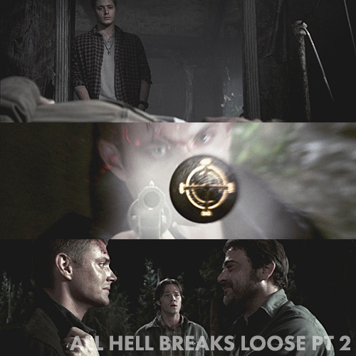 Supernatural 2x22 - All Hell Breaks Loose, Part 2