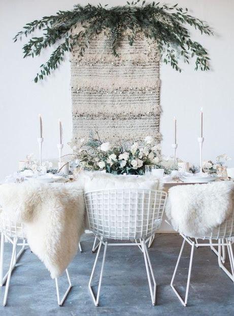 Winter wedding ideas-rustic weddings-KMich Weddings and Events-Philadelphia PA