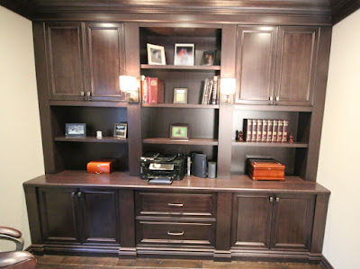 Toronto Built-in Wall Unit