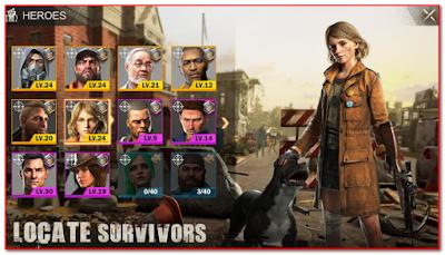 تحميل لعبة state of survival مهكرة للاندرويد