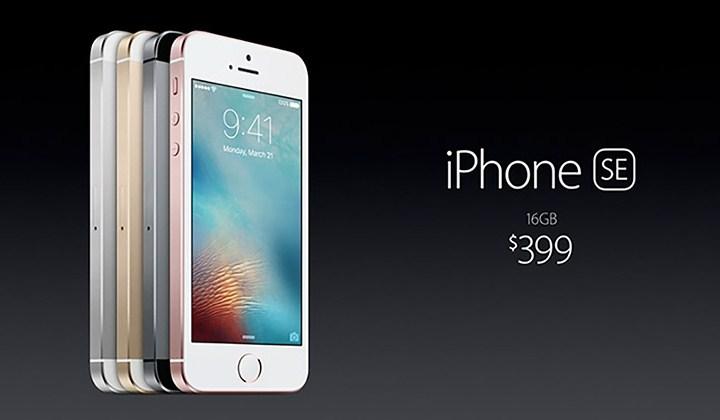 Harga iPhone SE di Indonesia Agustus 2016