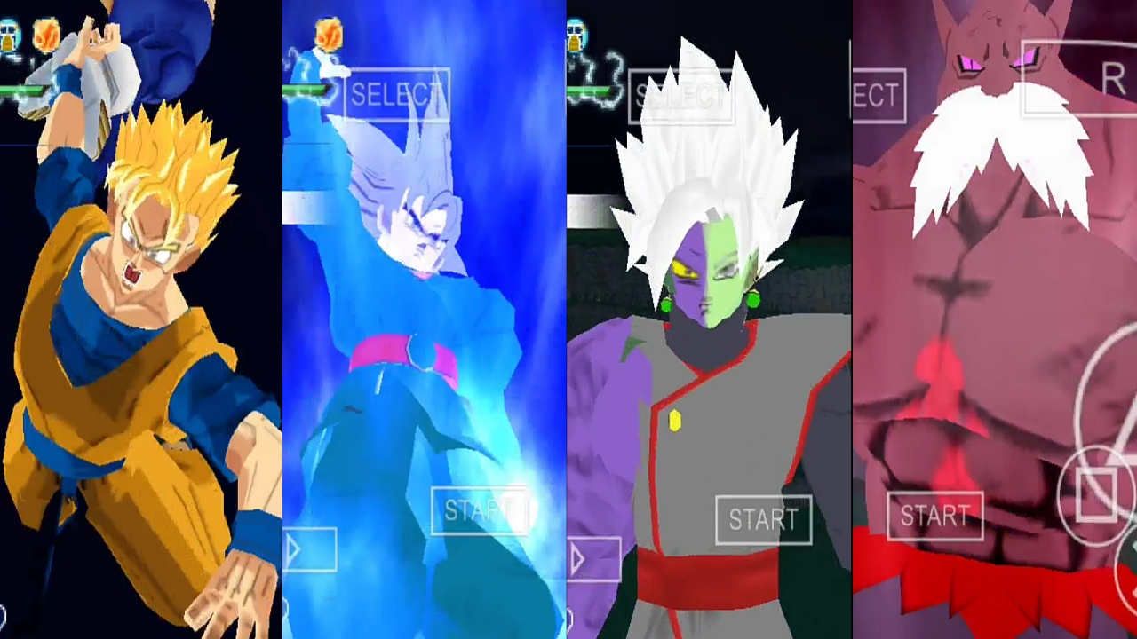 DBZ Budokai Tenkaichi 3 Tag Team Mod Download