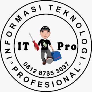 Peluang Kerja Lampung - PT. Informasi Teknologi Profesional (IT-Pro)