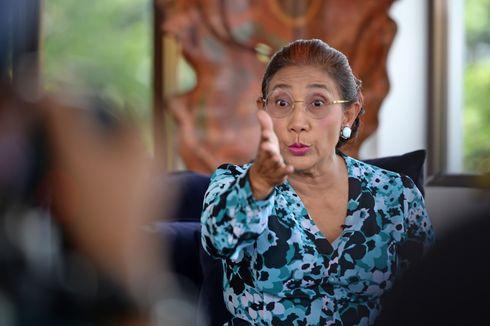 Pimpinan DPR Hanya Cek Draf UU Cipta Kerja Secara Acak, Susi 'Tepuk Jidat'