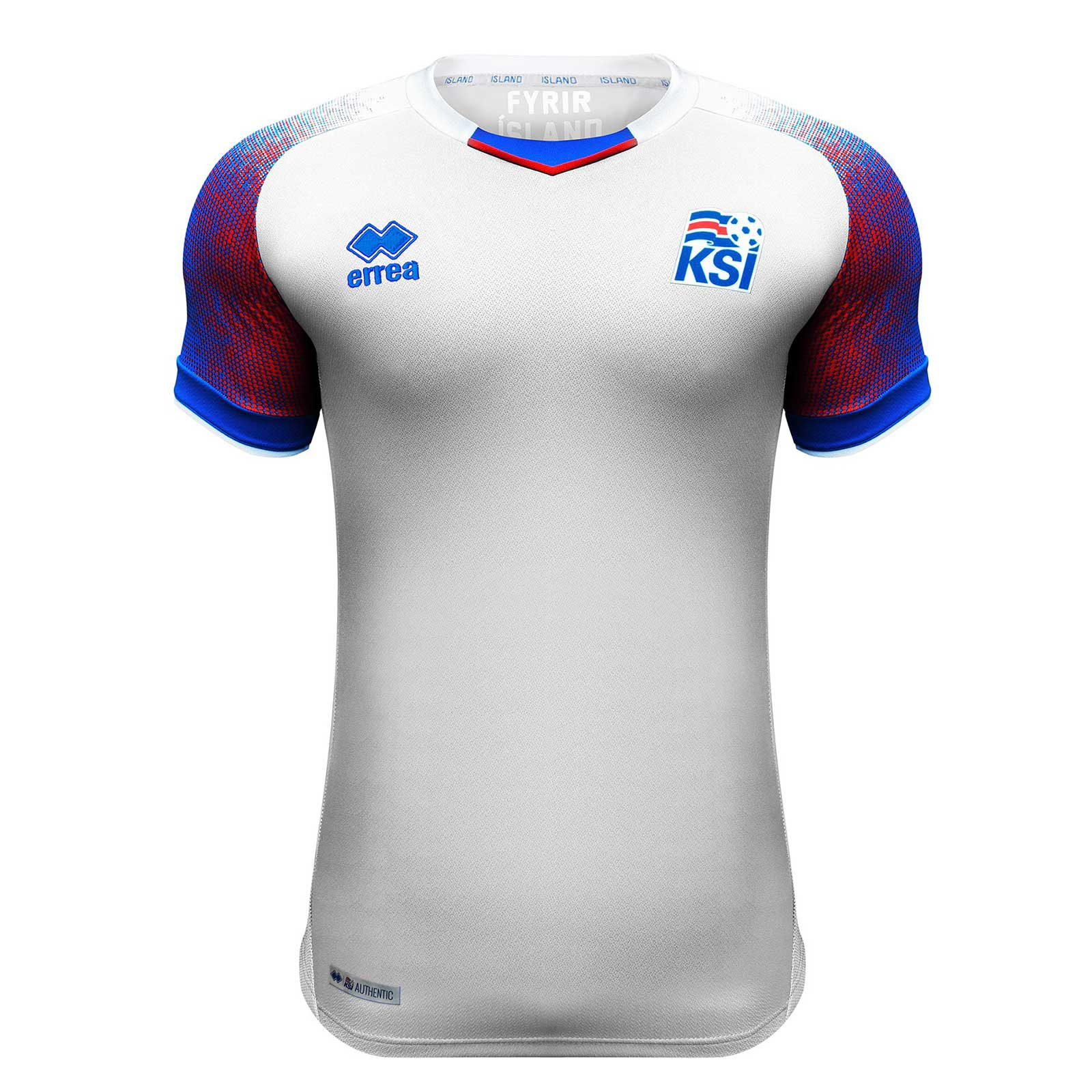 iceland 2018 world cup home and away kits released footy