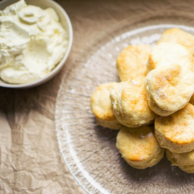 Traditional Butter Scones