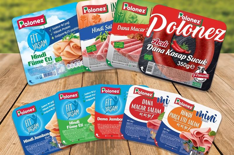 Polonez lezzetlerindeki sodyum oranı %25 azaldı