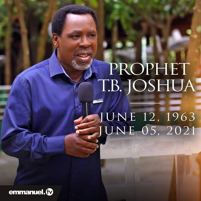 {GOSPEL} PROPHET T.B. JOSHUA IS DEAD _9JAPHINES.COM.NG