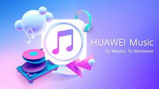 Huawei Music aterriza en Chile con más de 15 millones de canciones disponibles