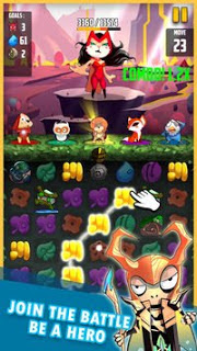 Petvengers candy Super Heroes Mod v1.2.5 Android Terbaru 2017 Gratis