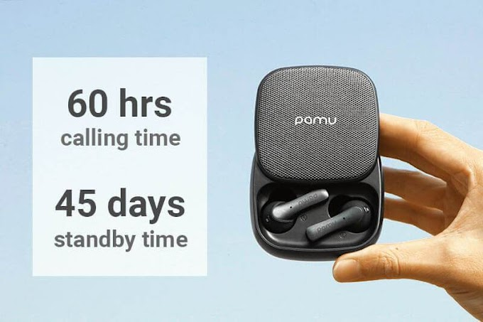 PaMu Slide/Slide Plus -True Wireless Earbud Headphones