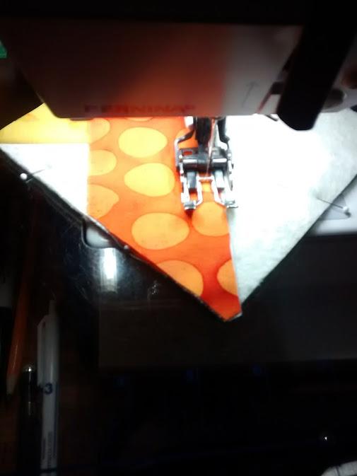 Kauffman Designs August Island Batik Challenge Quilt As You Go Enchanting Don Kauffman's Sewing Machines