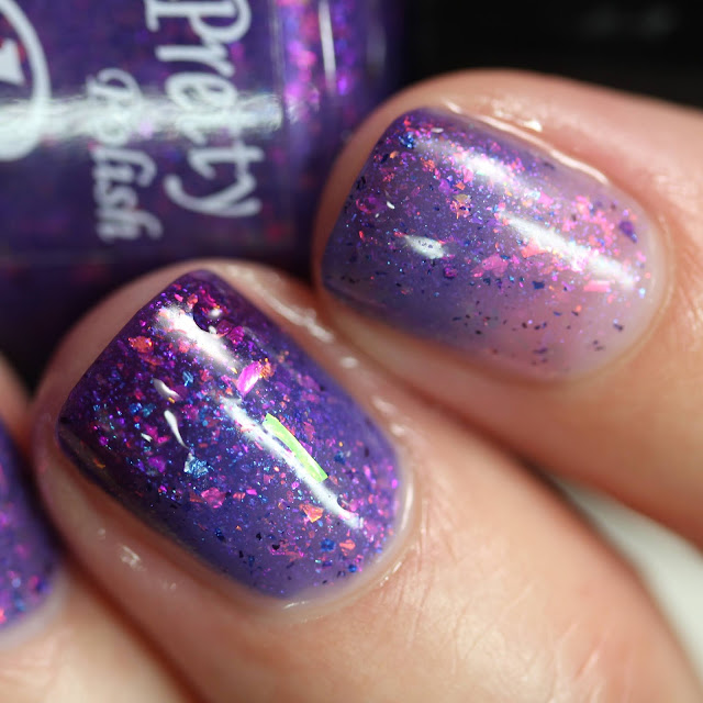 Paint It Pretty Polish Get This Party Started swatch