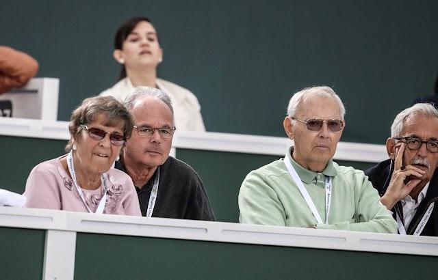 Taróczy Balázs szerint mindenkinek lehetőséget kell adni, aki teniszezni szeretne