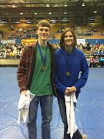 Catholic's Science Olympiad Team Successful in Huntsville 1
