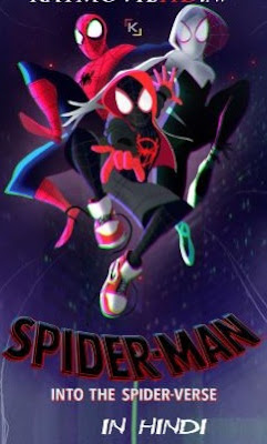 Spider-Man: Into the Spider-Verse (2018) Hindi 720p 480p HDTS Dual Audio [Hindi + English] | x264 Full Movie . Free Download & Watch Online