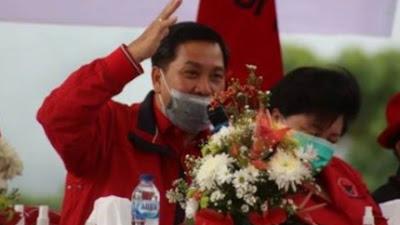 Steven Kandouw Optimis PDIP Menang di 7 Kabupaten Kota dan Provinsi