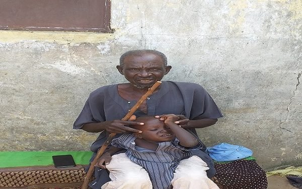 Boko Haram terrorists demands N20m ransom from 75-year-old visually impaired man to release abducted daughter, niece