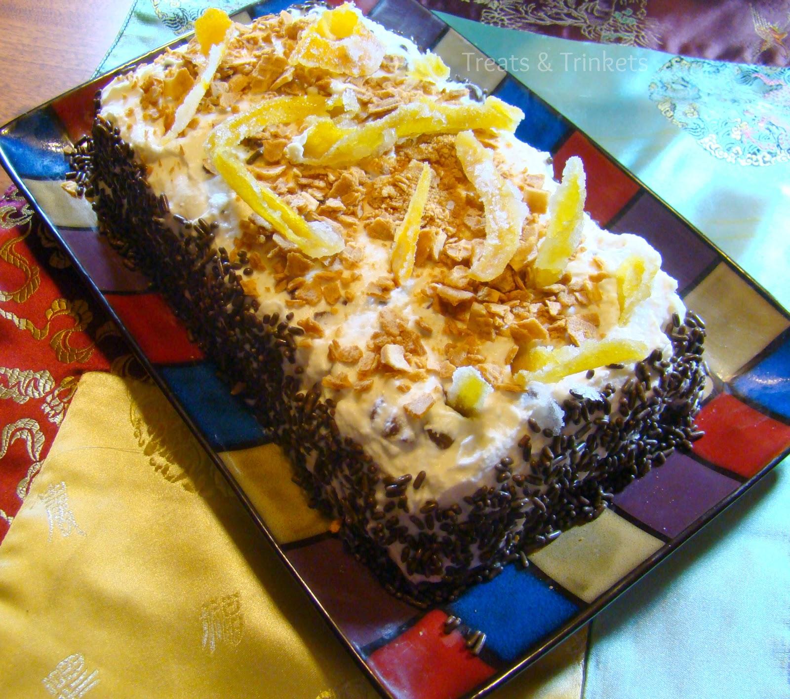 Cannoli Cake Recipe Cake Boss