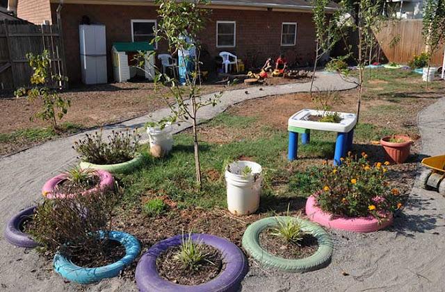 bag bahçe temizleme