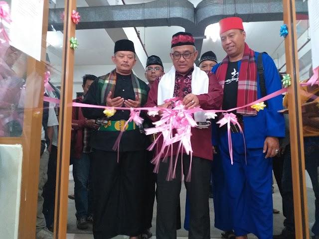 Walikota Resmikan Balai Wartawan