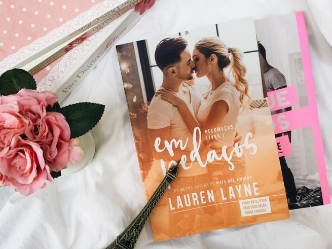 Em Pedaços | Lauren Layne