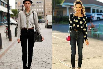 Psst! Here Is the Quick Secret to Dress to Look Slimmer