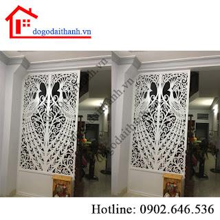 1ee0df02ba235a7d0332 Các mẫu vách ngăn gỗ đẹp cho phòng khách hot nhất hiện nay tại tphcm.