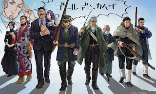 Golden Kamuy Subtitle Indonesia Batch download