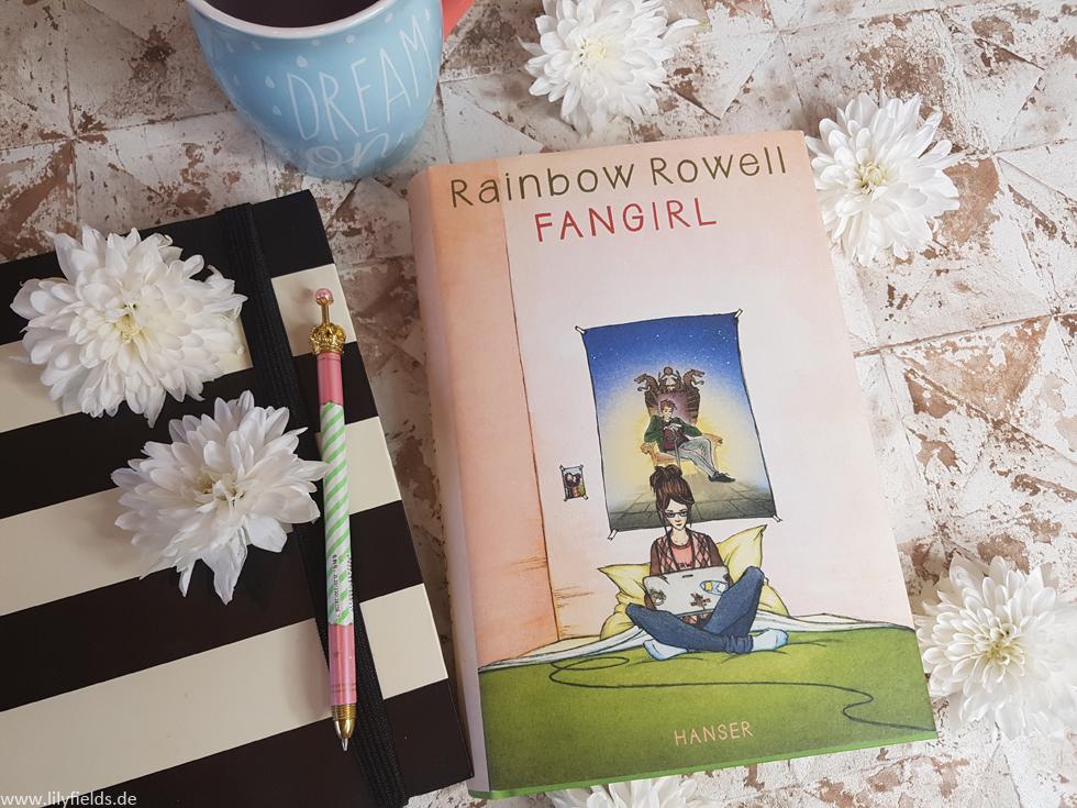Fangirl von Rainbow Rowell