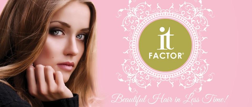 18235a927ac1a Review  It Factor Quick Blowdry Hair products ريفيو  منتجات إت فاكتور للشعر