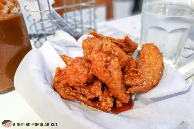 Buffalo Wings of Brooklyn's New York Pizza
