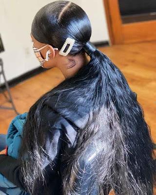 Best Gel Hairstyles for Black Ladies