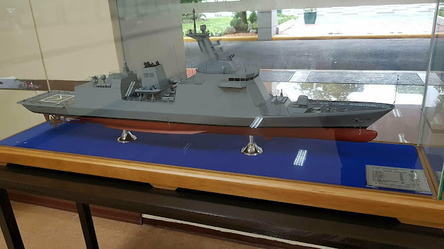 Corvette Acquisition Project (Lots 1 and 2) of the Philippine Navy