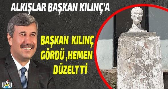 Hidayet Kılınç,Anamur Belediyesi,Anamur,Anamur Haber,