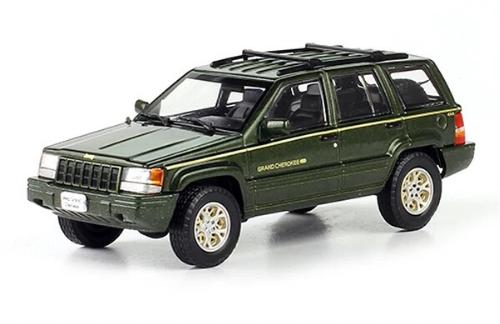 grandes autos memorables Jeep Grand Cherokee