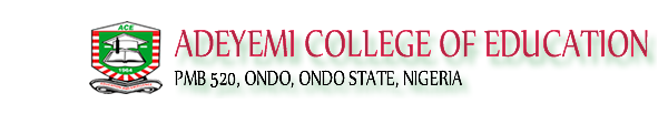 Adeyemi College of Education to be Upgraded to University