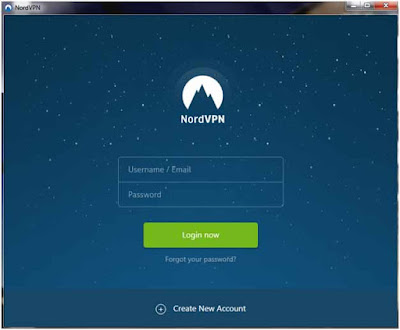 Login to NordVPN