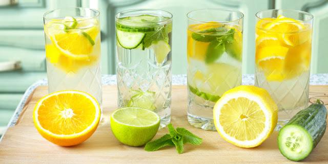 Makanan Sehat untuk Mengatasi Dehidrasi