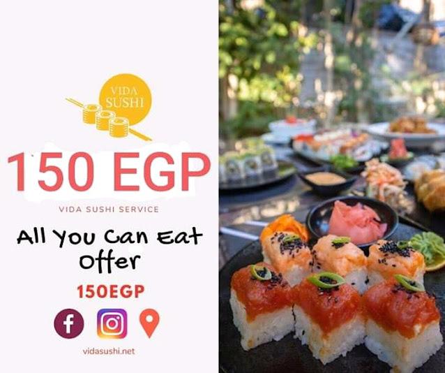 sushi life egypt