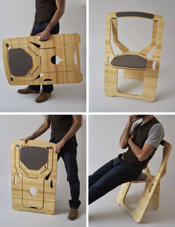 Ordinary Creative Furniture Ideas Part - 3: Hippo - Multi-Functional Futon Furniture