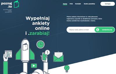 Panel badawczy Poznaj.to, płatne ankiety online.