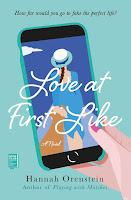 review of Love at First Like by Hannah Orenstein