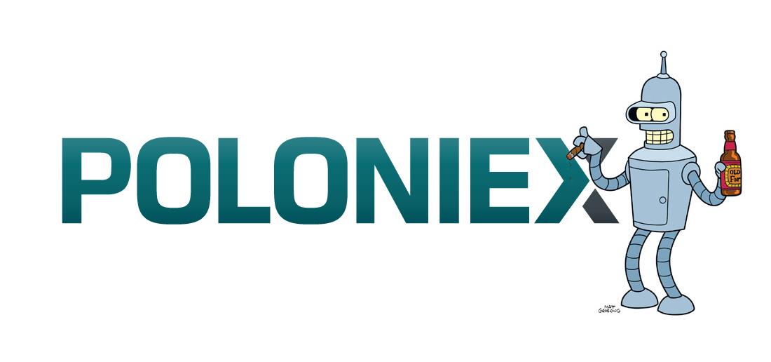 Sàn giao dịch Altcoin - Poloniex
