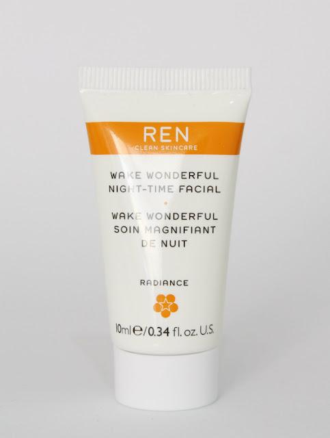 Crema de noche Ren lookfantastic