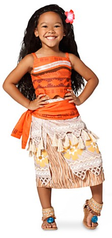 the moana halloween costumes are out ahead of the november premiere of the film and already they are mired in controversy again with some