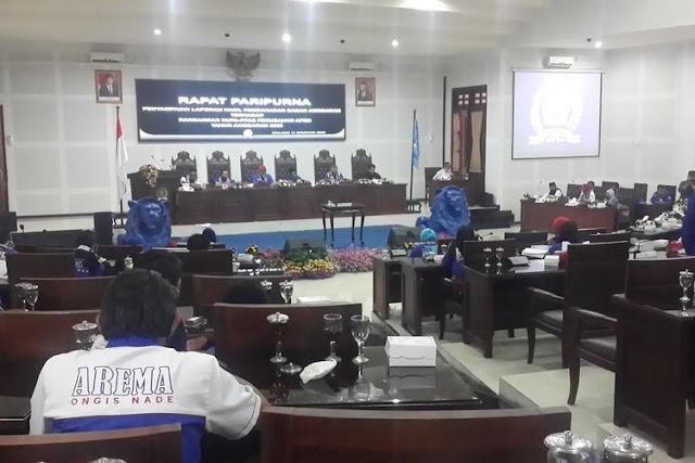 HUT ke-33 Arema, DPRD Kota Malang Janji Ajukan Perda Tentang Arema Day