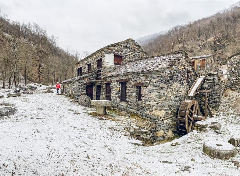 Trekking in Val Veddasca ai Mulini di Piero