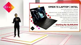 HP OMEN Launching
